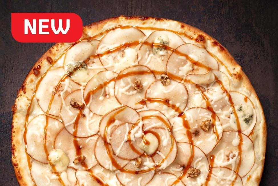 «Пицца с грушей» (375 р.)