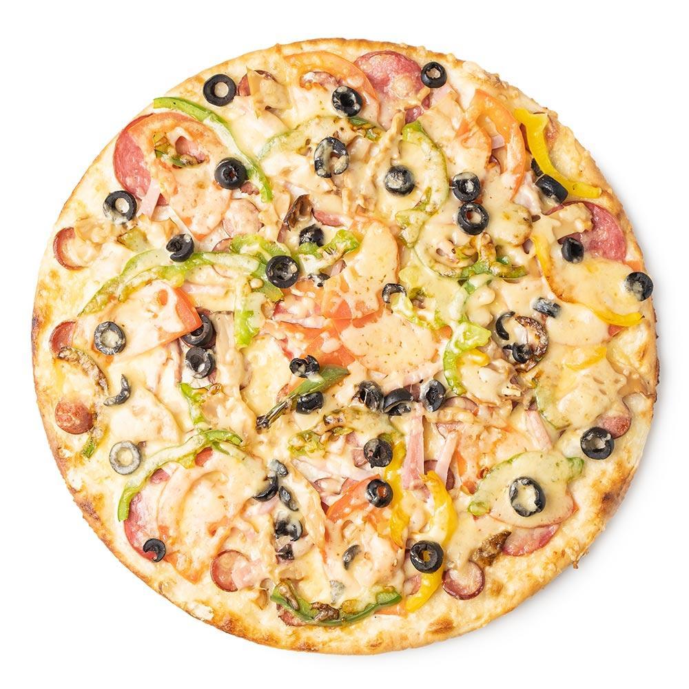 Пицца суприм 30 см (500 р.)